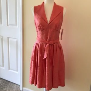 Dresses & Skirts - NWT coral dress.